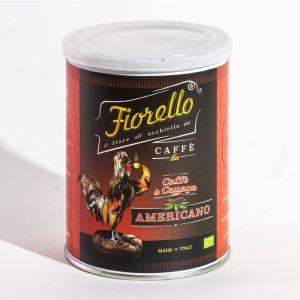 Caffe e Canapa FIORELLO Caffe ® Bio - Americano ground coffee & hemp 250g