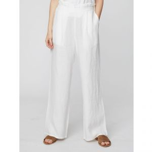 """T-20WSB4175  """"Rosabel"""" paperbag Trousers Woman THOUGHT ®"""