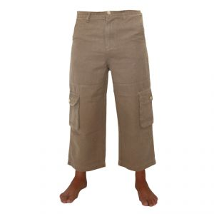 HV04PT106 Pirate Trousers Man HEMP VALLEY ®