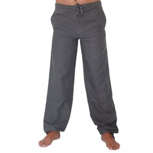 HV04PT315 Trousers Man HEMP VALLEY ®