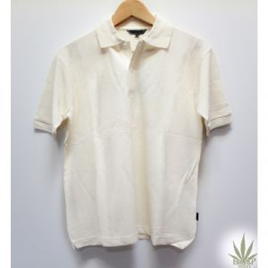 HV04TS981 Piquet Polo Man HEMP VALLEY ®