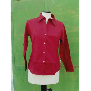 HV05SH015 Camicia Donna HEMP VALLEY ®