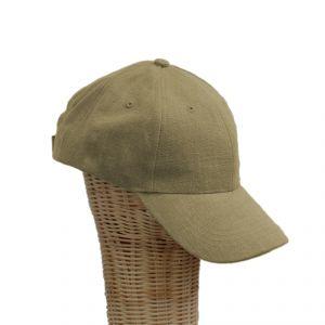 HV05CP010 Cappello da baseball con visiera Uomo HEMP VALLEY ®