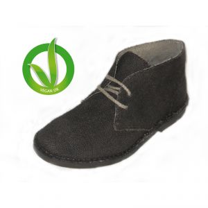 Hemp Shoes DESERTO Testa di Moro