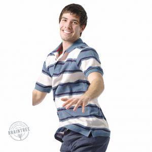 BT10MST1512 Short sleeve piquet Polo Man BRAINTREE ®