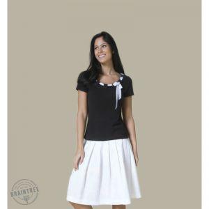 """BT12WST1476 T-shirt """"Doris Tee"""" Donna BRAINTREE ®"""