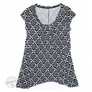 "BT12WST1486 ""Breezy Tee"" T-shirt Woman BRAINTREE ®"