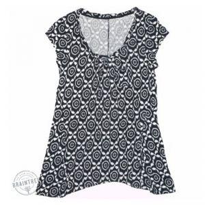 """BT12WST1486 T-shirt """"Breezy Tee"""" Donna BRAINTREE ®"""