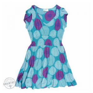 "BT12WST1487 Dress ""Sun Deck"" Woman BRAINTREE ®"