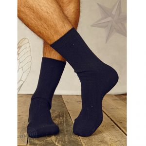 "BT17MS1/SPM213 ""Hemp Hero"" Socks Man THOUGHT by BRAINTREE ®"