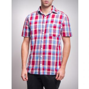 "BT13MST1880 ""Boondock"" Short sleeve Shirt Man BRAINTREE ®"