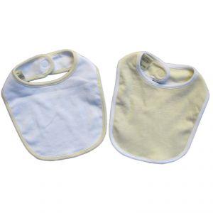 BTBABY103 Bavaglino reversibile Baby box 3 pezzi BRAINTREE ®