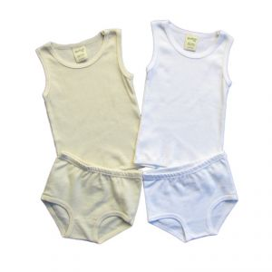 BTBABY104 Tank and Nappy Cover Set Baby BRAINTREE ®