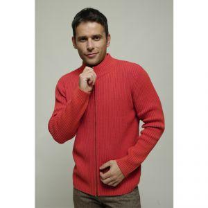 M564055 Cardigan con zip slavato Uomo MADNESS ®