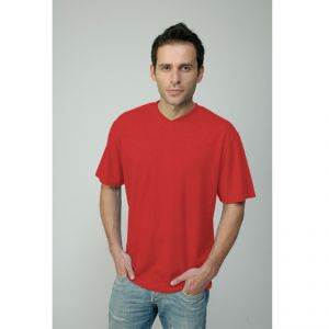 M539010 V-neck short sleeve T-shirt Man MADNESS ®