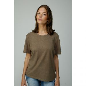 M539110 Short sleeve necklace T-shirt Woman MADNESS ®