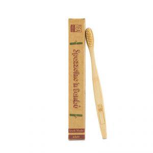 Spazzolino da denti in Bambù - Adulto TEA