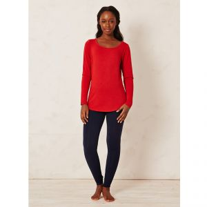 "BT15WWT2432 Top ""Bamboo Basic"" Donna BRAINTREE ®"