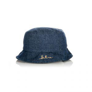 D10010 Cappello da pescatore Denim SATIVA ®